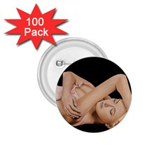 Gentle Embrace 1.75  Button (100 pack)