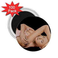 Gentle Embrace 2.25  Button Magnet (100 pack)