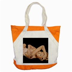 Gentle Embrace Accent Tote Bag