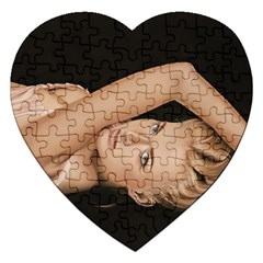 Alluring Jigsaw Puzzle (Heart)