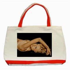 Alluring Classic Tote Bag (Red)