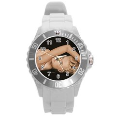 Alluring Plastic Sport Watch (large)