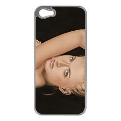 Alluring Apple Iphone 5 Case (silver)