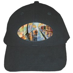 Just The Two Of Us Black Baseball Cap