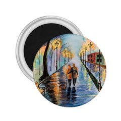 Just The Two Of Us 2.25  Button Magnet