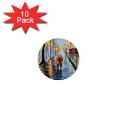 Just The Two Of Us 1  Mini Button (10 pack)