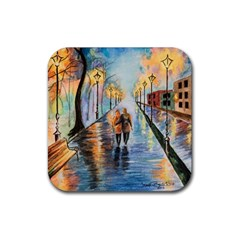 Just The Two Of Us Drink Coasters 4 Pack (Square)