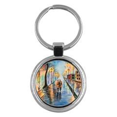 Just The Two Of Us Key Chain (Round)
