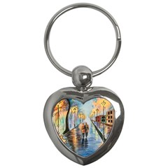 Just The Two Of Us Key Chain (Heart)