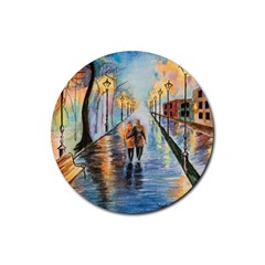 Just The Two Of Us Drink Coasters 4 Pack (round)