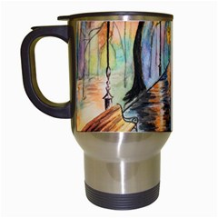 Just The Two Of Us Travel Mug (White)