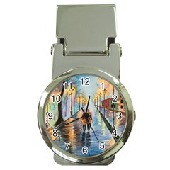 Just The Two Of Us Money Clip with Watch