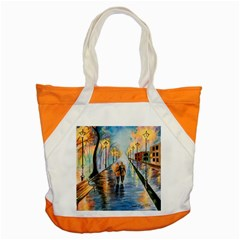Just The Two Of Us Accent Tote Bag