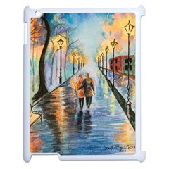 Just The Two Of Us Apple Ipad 2 Case (white)