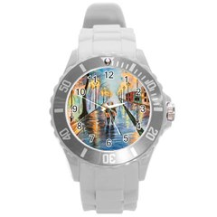 Just The Two Of Us Plastic Sport Watch (Large)