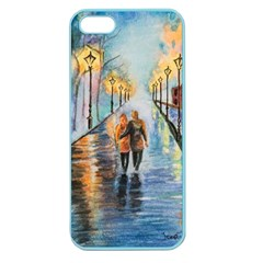 Just The Two Of Us Apple Seamless Iphone 5 Case (color)