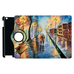 Just The Two Of Us Apple iPad 3/4 Flip 360 Case