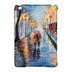 Just The Two Of Us Apple iPad Mini Hardshell Case (Compatible with Smart Cover)
