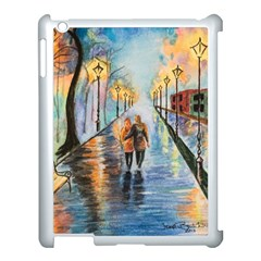 Just The Two Of Us Apple Ipad 3/4 Case (white)