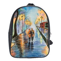 Just The Two Of Us School Bag (XL)