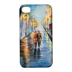 Just The Two Of Us Apple Iphone 4/4s Hardshell Case With Stand