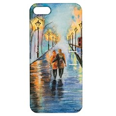 Just The Two Of Us Apple Iphone 5 Hardshell Case With Stand
