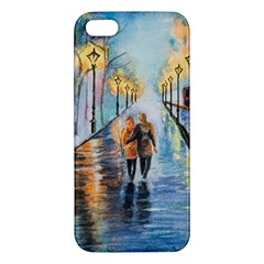 Just The Two Of Us Apple Iphone 5 Premium Hardshell Case