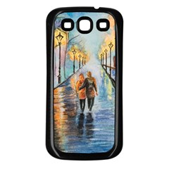 Just The Two Of Us Samsung Galaxy S3 Back Case (Black)