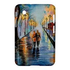 Just The Two Of Us Samsung Galaxy Tab 2 (7 ) P3100 Hardshell Case