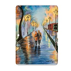 Just The Two Of Us Samsung Galaxy Tab 2 (10.1 ) P5100 Hardshell Case