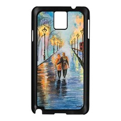 Just The Two Of Us Samsung Galaxy Note 3 N9005 Case (Black)
