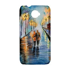 Just The Two Of Us HTC Desire 601 Hardshell Case
