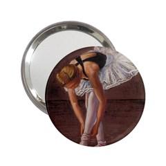 Ballerina Handbag Mirror (2.25 )