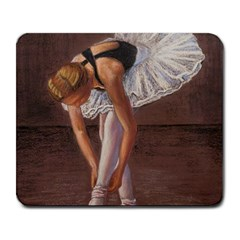 Ballerina Large Mouse Pad (Rectangle)