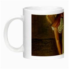 Ballerina Glow In The Dark Mug