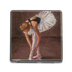 Ballerina Memory Card Reader With Storage (square)
