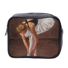 Ballerina Mini Travel Toiletry Bag (Two Sides)