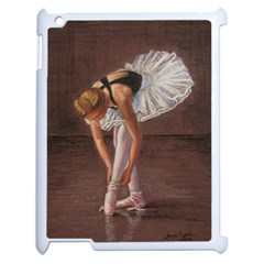 Ballerina Apple Ipad 2 Case (white)
