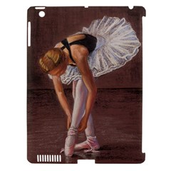 Ballerina Apple Ipad 3/4 Hardshell Case (compatible With Smart Cover)