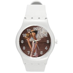 Ballerina Plastic Sport Watch (medium)