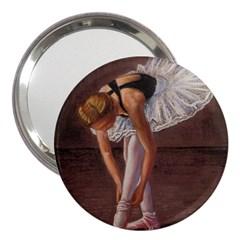 Ballerina 3  Handbag Mirror