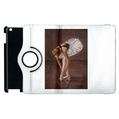 Ballerina Apple Ipad 2 Flip 360 Case