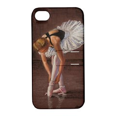 Ballerina Apple iPhone 4/4S Hardshell Case with Stand