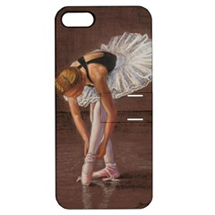 Ballerina Apple Iphone 5 Hardshell Case With Stand