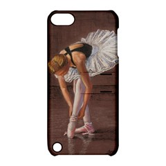 Ballerina Apple iPod Touch 5 Hardshell Case with Stand