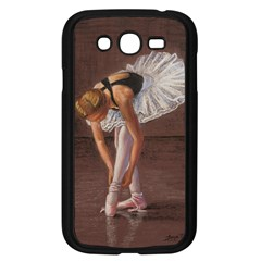 Ballerina Samsung Galaxy Grand DUOS I9082 Case (Black)
