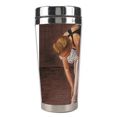 Ballerina Stainless Steel Travel Tumbler