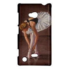 Ballerina Nokia Lumia 720 Hardshell Case