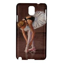 Ballerina Samsung Galaxy Note 3 N9005 Hardshell Case