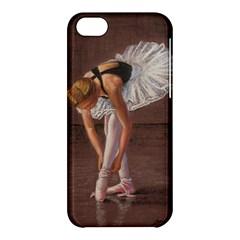 Ballerina Apple iPhone 5C Hardshell Case